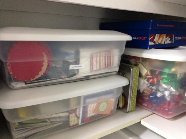Closet shelf 2 b
